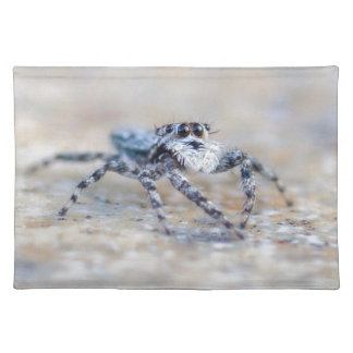 Jumping Spider Placemat
