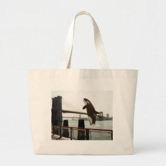 Jumping the Brooklyn Bridge Bag