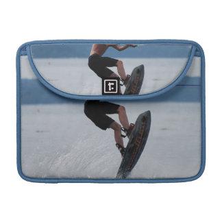 """Jumping Wakeboarder 13"""" MacBook Sleeve MacBook Pro Sleeves"""