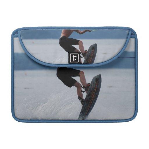 """Jumping Wakeboarder 13"""" MacBook Sleeve Sleeves For MacBooks"""