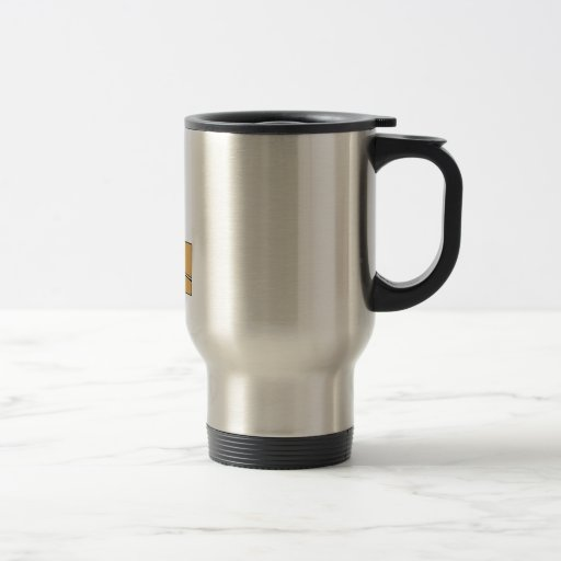 Jumpshot 15 Oz Stainless Steel Travel Mug