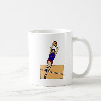 Jumpshot Classic White Coffee Mug