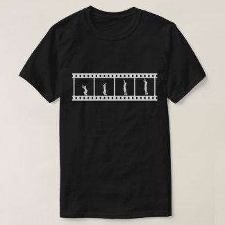 Jumpshot en la camiseta de la película