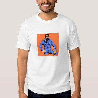 jumpsuit guy shirt