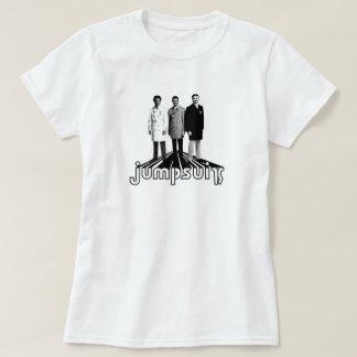 Jumpsuit Stunt Doubles T-shirt