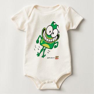 Jumpy Peete for Baby Baby Bodysuit