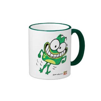 Jumpy Peete Mug