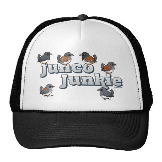 Junco Junkie Trucker Hat