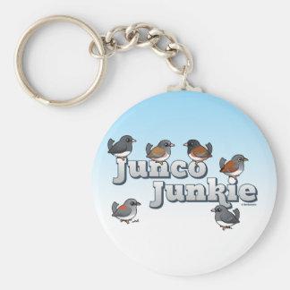 Junco Junkie Key Chains