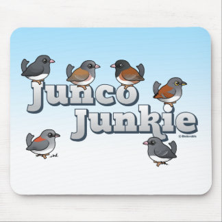 Junco Junkie Mouse Pad