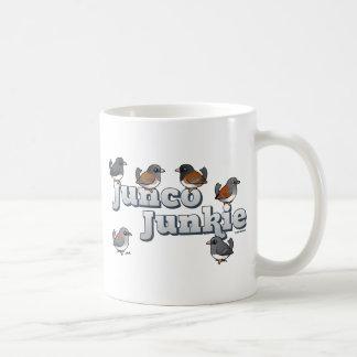 Junco Junkie Mugs