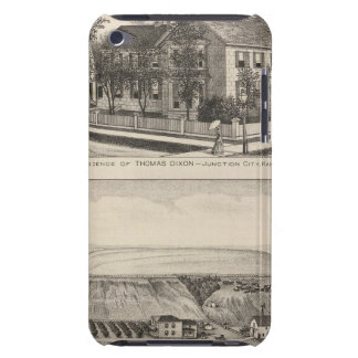 Junction City and Davis County, Kansas iPod Case-Mate Case