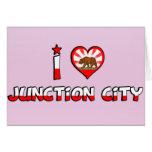 Junction City, CA Felicitaciones