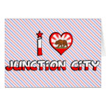 Junction City, CA Tarjetas