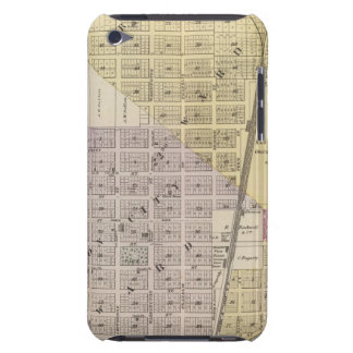 Junction City, Davis County, Kansas Barely There iPod Cover