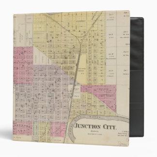 Junction City, Davis County, Kansas Binder