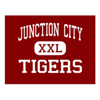 Junction City - Tigers - High - Junction City Post Cards