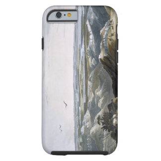Junction of the Yellow Stone River with the Missou Tough iPhone 6 Case
