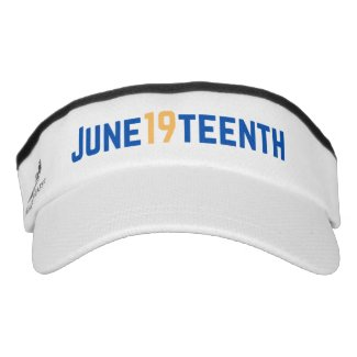 June19teenth Visor