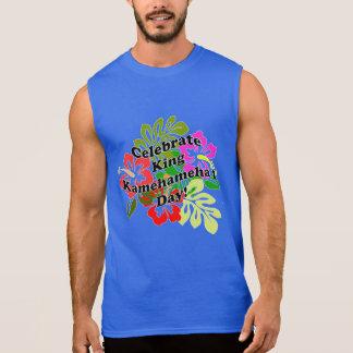 June 11th  is King Kamehameha I Day Sleeveless Shirts