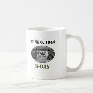 June 6, 1944: D-Day Coffee Mug
