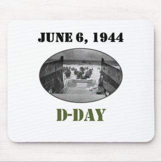 June 6, 1944: D-Day Mousepads