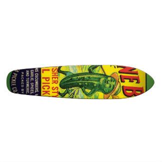 June Boy Pickles Skateboard