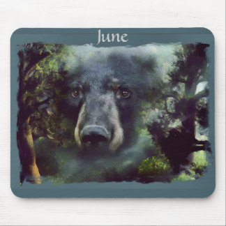 June by Pam Arbegast Yanick Mousepad