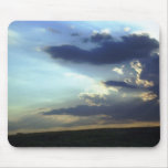 June Clouds Mouse Pad