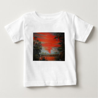 June FireSky Baby T-Shirt