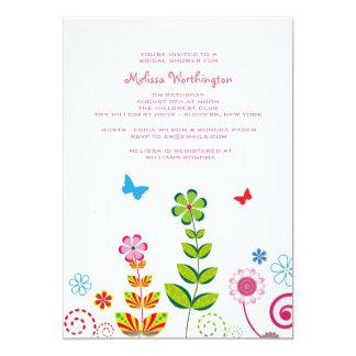 June Garden Invitation