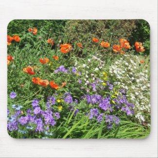 June Garden Mousepad mousepad