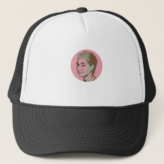 June Jordan Trucker Hat