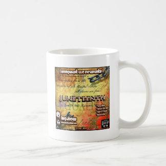 June - JuneTeenth Coffee Mug