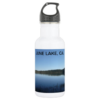 June Lake, California sport bottle
