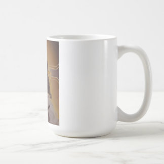 June Moon's Laughing Jesus mug