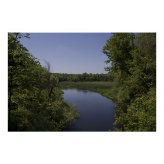 June River print