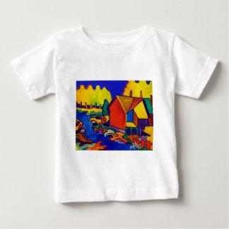 June Waterfall Baby T-Shirt