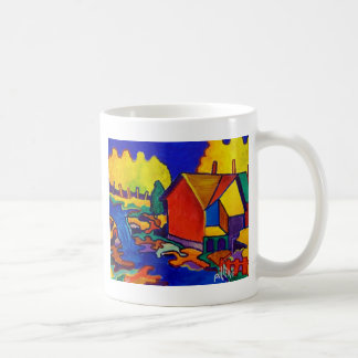June Waterfall Coffee Mug