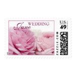 June Wedding Postage