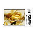 june_wedding postage stamp