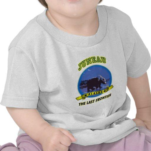 Juneau Alaska Camiseta