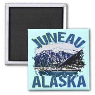 Juneau, Alaska Iman De Nevera