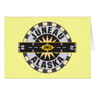 Juneau Alaska JNU Airport Cards