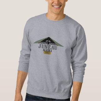 Juneau Alaska - pista del aeropuerto Suéter