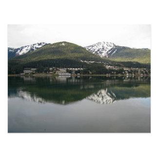 Juneau, Alaska Post Card