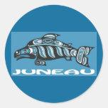 Juneau Alaska Stickers