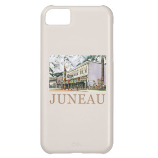Juneau Old Witch Totem Nugget Shop iPhone 5C Covers