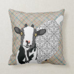 Junebug Plaid Mojo Pillow