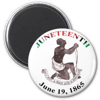 Juneteenth Magnet